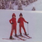 Sonia e Siro - Sci Alpino